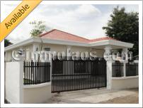 Brand new house for sale in Vientiane Laos