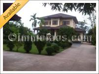 House for sale in Naxaithong district, Vientiane Laos