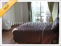 Brand new apartment for rent in Center of Vientiane LAOS- Bedroom