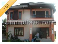 House for rent in Vientiane Laos
