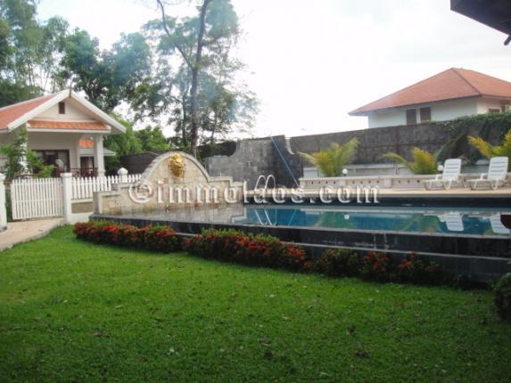 House with swimming pool for rent in vientiane laos - Houses with swimming pools for rent ...