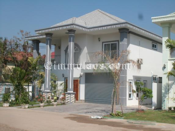 Brand New Modern Home For Rent In Vientiane Laos