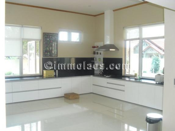 House for sale in Vientiane LAOS- kitchen