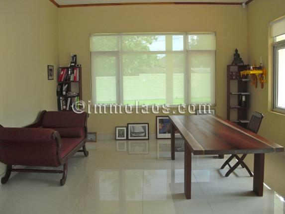 House for sale in Vientiane LAOS-office